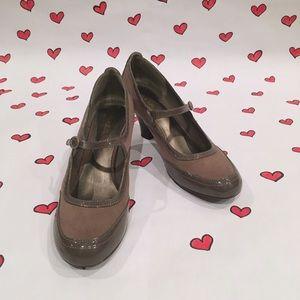 Alia Mary Jane shoes